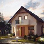 Pojekty domow enegooszczednych- Z500