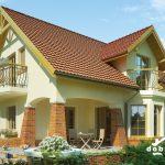 Projekt domu- energooszczedny