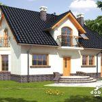 Projekt domu energooszczednego