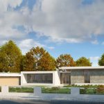 Projekt domu enegooszczednego