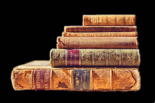 Co zrobić ze starymi książkami i gazetami?