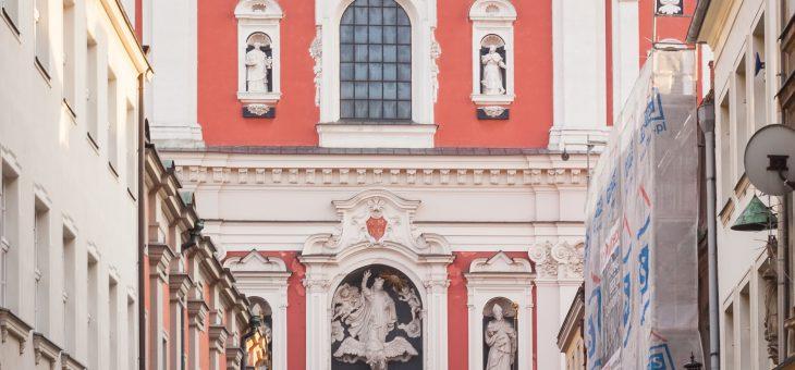Architektura poznańskiej fary