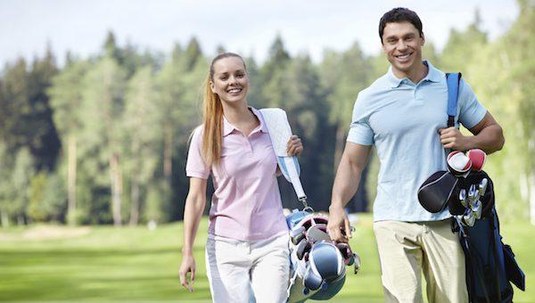 Dlaczego warto grać w golfa?
