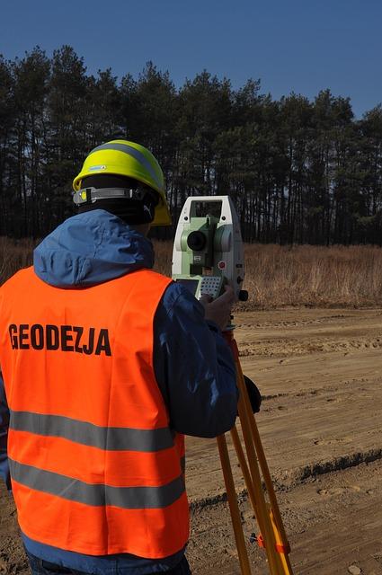 Czym zajmuje się geodeta?